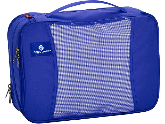 Eagle Creek Pack-It Clean Dirty Cube M, blue sea